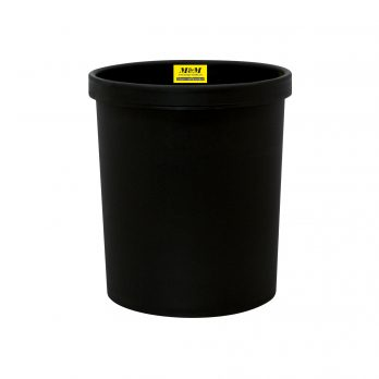 Wastepaper basket 18l flammable-resistant
