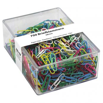 Paper clips 28mm