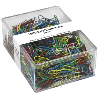Paper clips 26mm