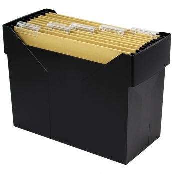 File box, filled